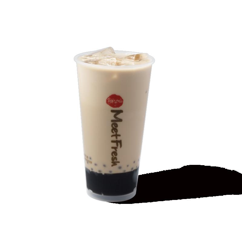 仙草啵啵奶茶-茶品系列