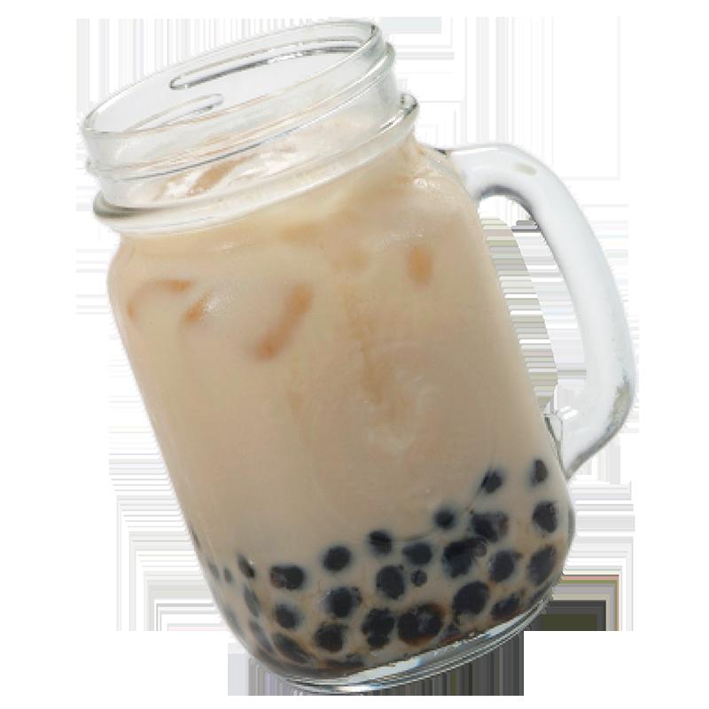 珍珠鲜奶绿-茶品系列