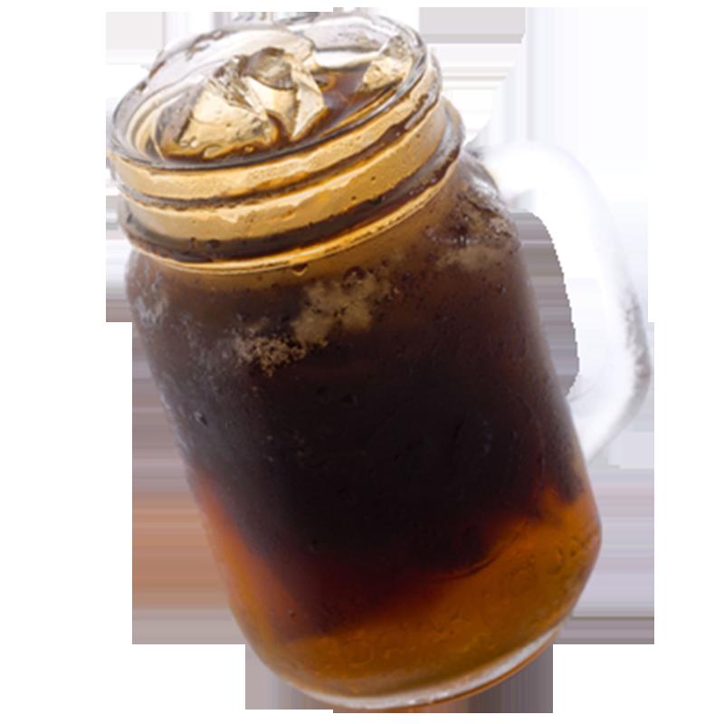 冬瓜仙草冻-茶品系列