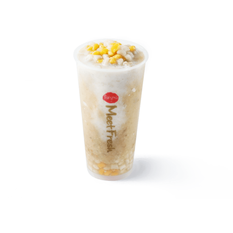 芋见绿豆冰沙-茶品系列