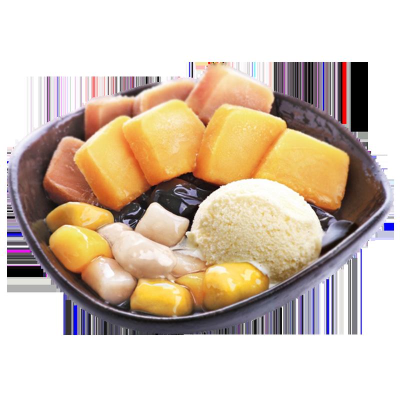 酸甜香芒雪砖-清涼冰品