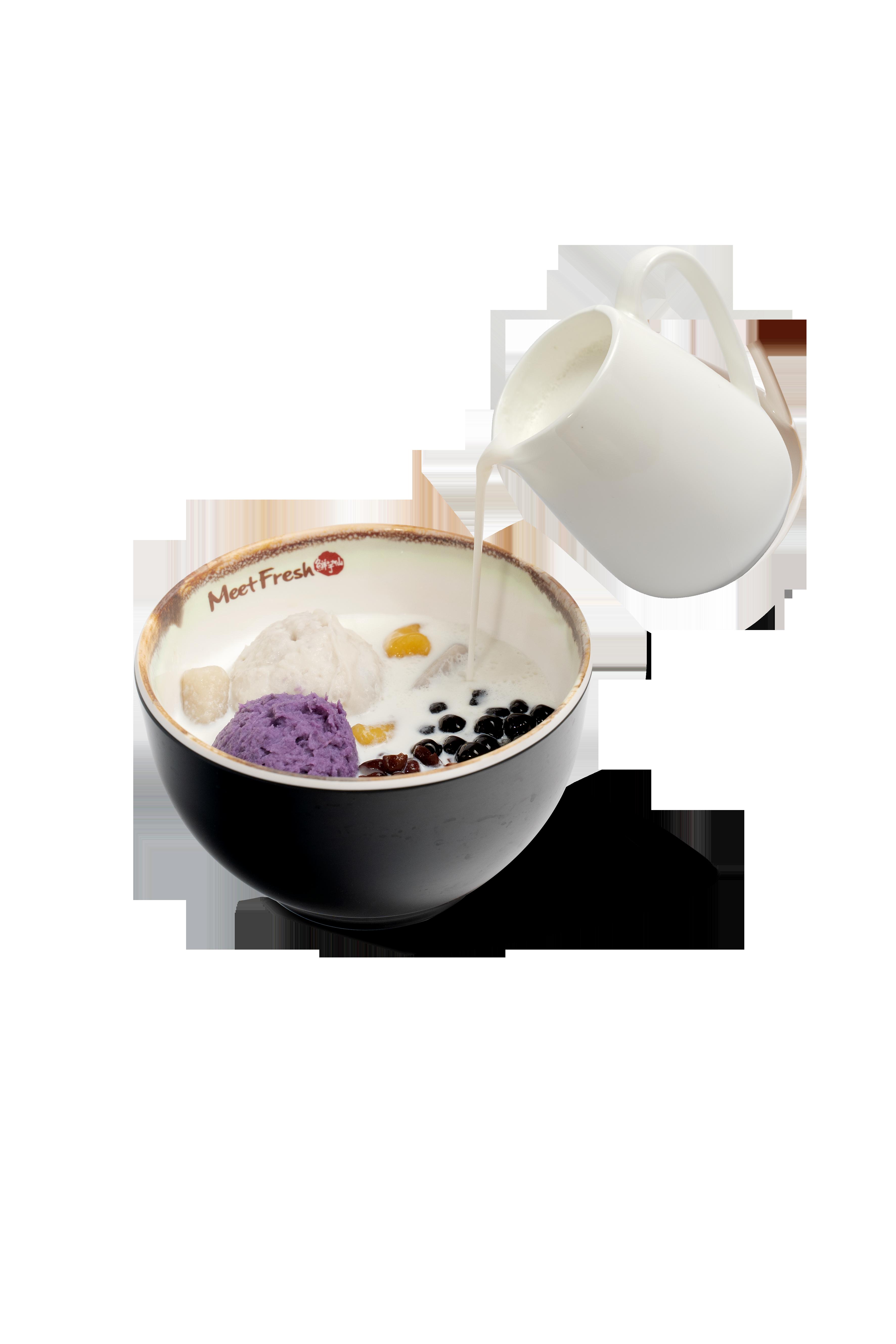 芋球芋圆芋泥厚奶-厚奶系列