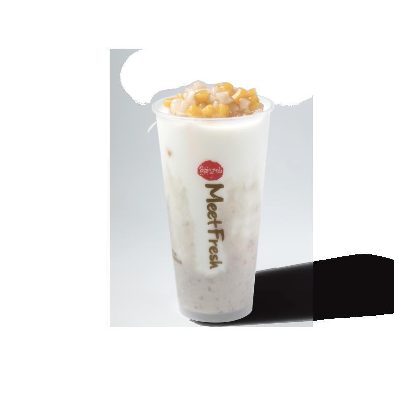 招牌双芋鲜奶-茶品系列